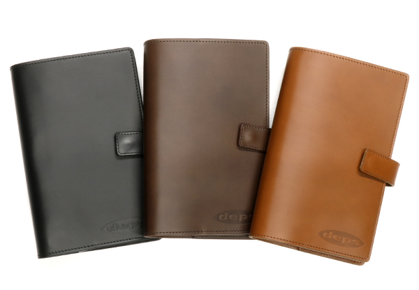 deps leather craft personal organizer colours