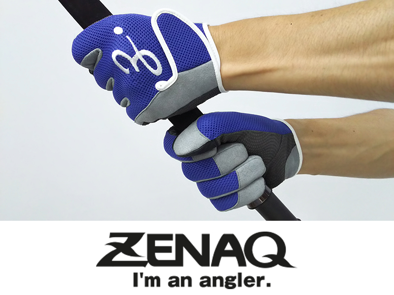 ZENAQ 3-D SHORT GLOVE
