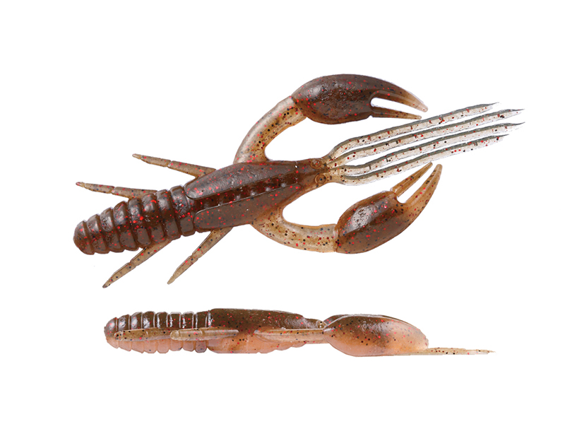 7095 OSP Soft Lure Dolive Craw 3 Inches W-002