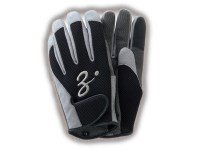 ZENAQ 3-D SHORT GLOVE | BLACK 3L