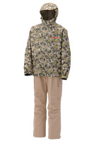 DEGICAMO RAIN SUITS | SAND CAMO(XL)