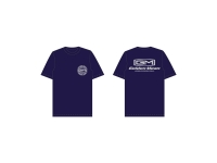 GM T-SHIRTS TYPE-A | NAVY-M