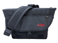O.S.P. MESSENGER BAG | BLACK