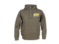O.S.P PULLOVER HOODIE | OLIVE-L