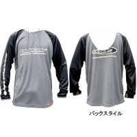 HOODED LONG SLEEVE T-SHIRTS MODEL4 | Monotone-XL