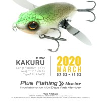 New KAKURU - Plus Fishing Member 2020