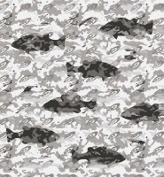 NECK GATER(UV PROTECT) | MONOTONE CAMO