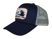 CLASSICAL FISHER CAP | NAVY