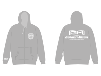 GM PARKA | GRAY – L