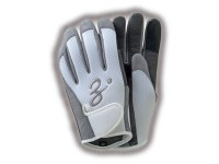 ZENAQ 3-D SHORT GLOVE | WHITE M