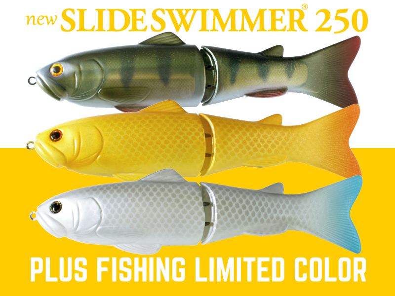 NEW SLIDE SWIMMER 250 SS LIMITED